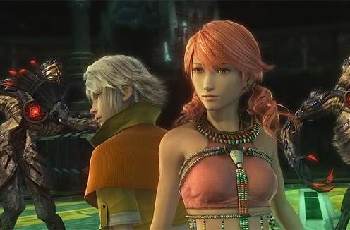 Final Fantasy XIII's English voiceovers are complete