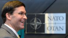 Pentagon's Esper says crucial South Korea pay more for U.S. troops