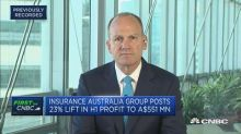 Asian consolidation plans possible, says IAG CEO