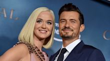 Katy Perry and Orlando Bloom welcome daughter Daisy Dove