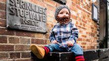 Fizeram um ensaio com bebês vestidos de hipsters e o resultado é pura fofura