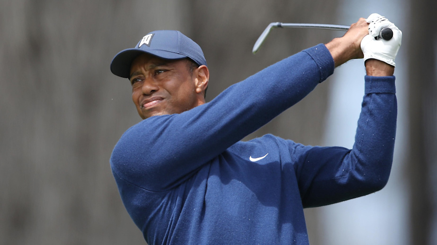 Tiger in contention after solid opening round