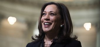 The steady, determined rise of Kamala Harris