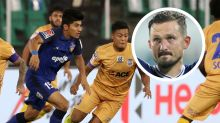 Jamshedpur's Nerijus Valskis - Young Indian players need to play 40 games per season
