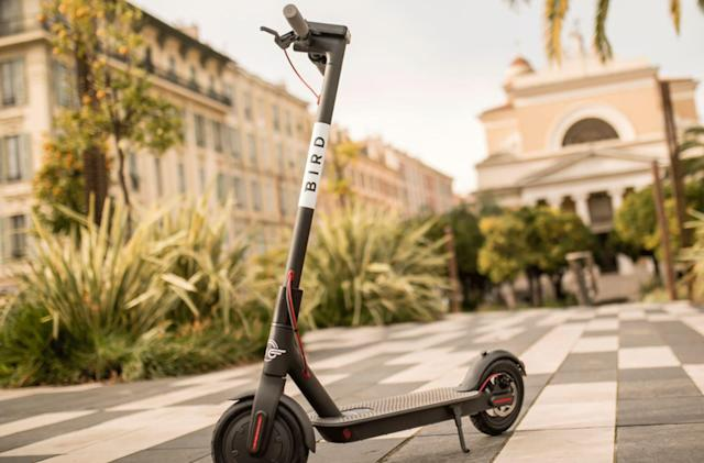 Bird's big European expansion brings scooters to 50 cities