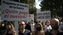 Madrid dévoile son plan de relance, Bruxelles ferme bars et cafés