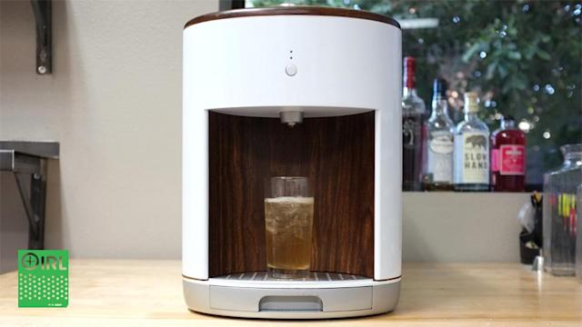 Sorry 007, Somabar's $430 robotic bartender won't shake your martini