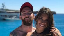 As Argentina prepares to meet Singapore, Messi enjoys holiday in Ibiza