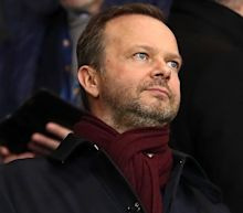 Ed Woodward to leave role of Man Utd executive vice-chairman at end of season