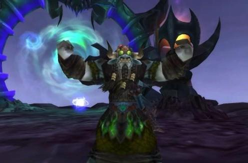 Totem Talk: Choosing your enhancement shaman's race as of 4.0.6
