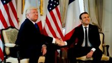 Trump will be in France for Bastille Day