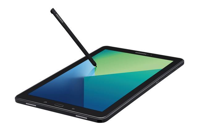 Samsung's Galaxy Tab A grows a bit, gains a pen