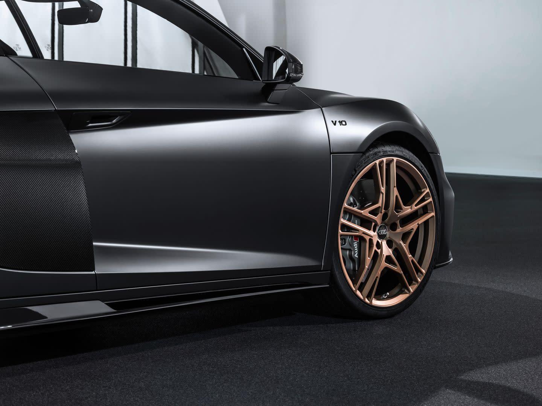 See 2020 Audi R8 Decennium Photos
