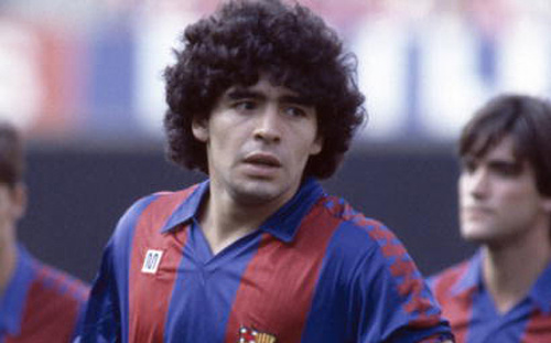 Konami le respondió a Maradona por el PES 2017
