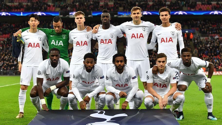 9e05c3767cb Leaked Images of Potential 2018/19 Tottenham Home & Away Shirts Shared  Online