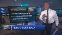 Pete's Fast Pitch: $EA