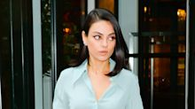 Mila Kunis's Audrey Hepburn-Esque New Look Is Just Right