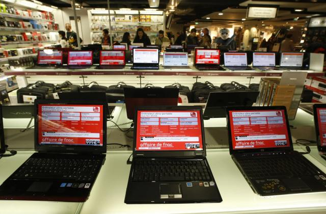 Business and gaming boost PC shipments for the first time since 2012