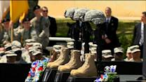 Symbolic Roll Call Honors Fallen Fort Hood Heroes