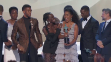 The best of 2019 SAG Awards: 'Black Panther,' Arquette and Owens