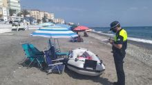 Tourists in Costa del Sol issued with fines after 'hogging' beach space then disappearing for a siesta