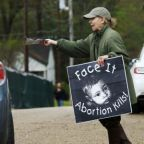 Abortion clinics report 'alarming' rise in picketing, vandalism and trespassing