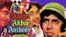 'Amar Akbar Anthony' turns 42! Here are some fun facts you didn't know about the iconic film