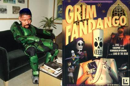 Denzel as Master Chief and other dubious movie rumors [update 1]