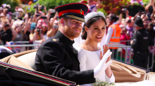 Meghan Markle's father reveals what Prince Harry thinks about Trump and Brexit