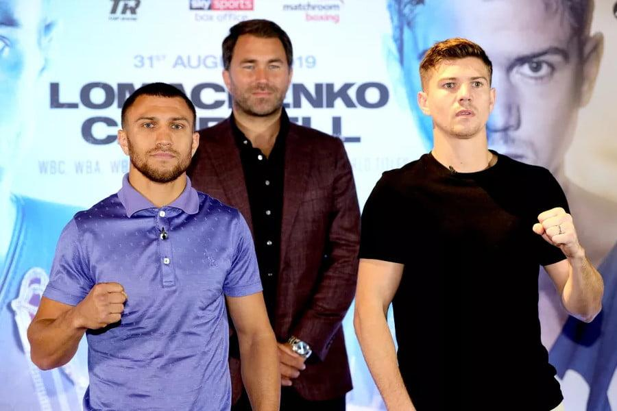 How to Watch Top Rank Boxing: Lomachenko vs  Campbell with