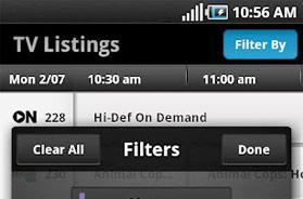 Comcast's Xfinity TV app updated with Android 4.0 support