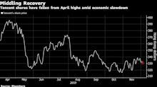 JPMorgan Fund Cuts Tencent as Slowdown Hampers Comeback