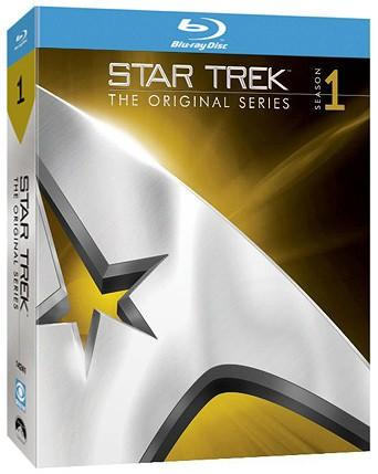 Star Trek: TOS and Trilogy gets US box art, release date