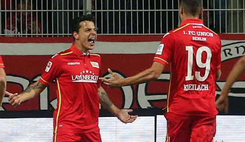 2. Liga: Union Berlin stürmt mit Rekord an die Spitze