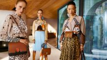 Riccardo Tisci Debuts His First Ad Campaign For Burberry