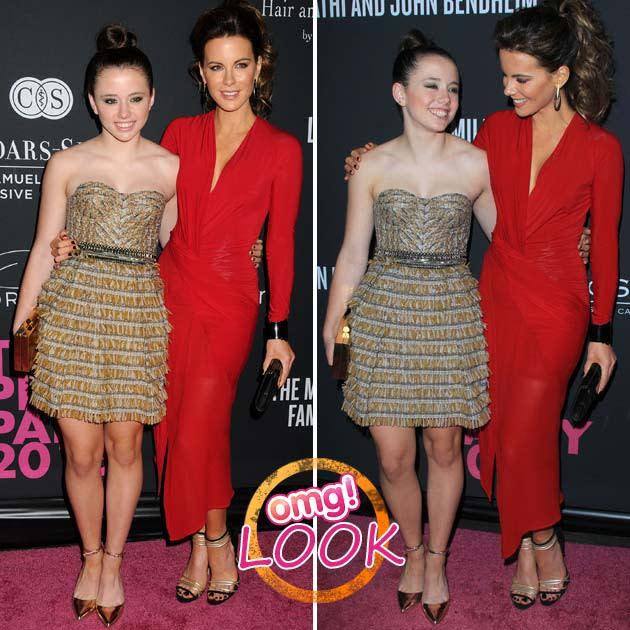 Kate Beckinsale Und Ihre Tochter Lily: Stylish Im Doppelpack