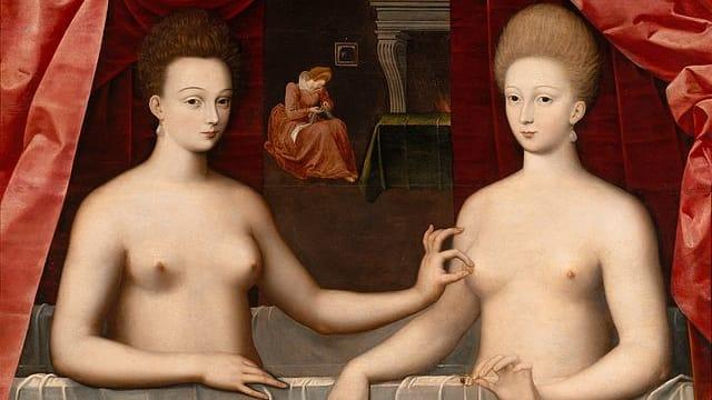 ROME—Long before hairless strangers were streaming loveless sex to lonely device-wielders, European classic artists were painting scintillating scen
