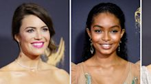 The Best Beauty Looks from the 2017 Emmys Red Carpet