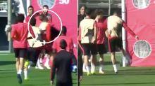 'Sore toddler': Real Madrid captain slammed for 'classless' act