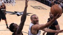 Tony Parker vows to be back and better than ever in 2018