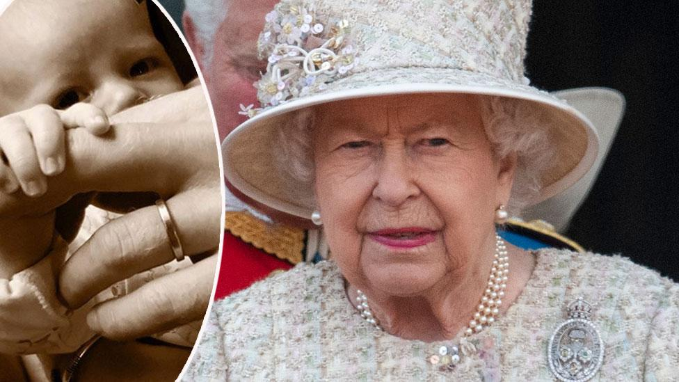 Royal snub? The Queen to give Archie's christening a miss