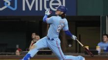 Moving on from trade deadline, Rangers take on Angels