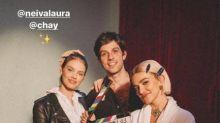 Convite de Manu Gavassi à Chay Suede para gravar clipe foi 'forma de olhar com carinho para o passado'