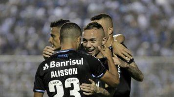 Grêmio vence Tucumán na Argentina na ida das quartas da Libertadores