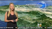 Evelyn Taft's Weather Forecast (Aug. 15)