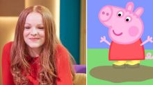 Peppa Pig's 16-year-old voiceover star gets paid £1,000-an-hour