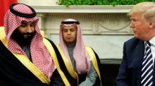 Trump, Saudi leader discuss Houthi 'threat' in Yemen: White House
