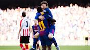 LaLiga: Barcelona 2 Athletic Club 0 - Messi and Alcacer secure success