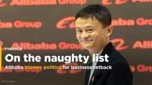 Alibaba blames politics as Taobao retains place on US government naughty list