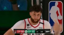 NBA/離譜失誤!小李「死亡凝視」